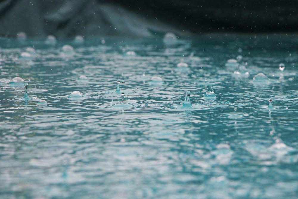 Efter regn kommer solsken och möjligheter
